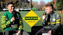 Face à face #01 : Diego Carlos x Valentin Rongier (part 3/3)