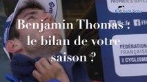 Le Mag Cyclism'Actu - Avec Benjamin Thomas : le bilan de sa saison 2018 et le Tour de France 2019 en tête !