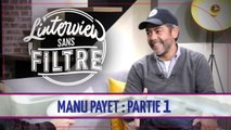 Exclu. Manu Payet parle de sa future expérience d'animateur dans Burger Quiz