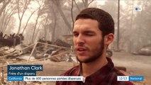 Californie : plus de 600 personnes portées disparues
