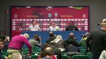 Portugal train and talk ahead of Italy UEFA Nations League clash