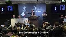 Un pendentif de Marie-Antoinette adjugé 36 millions de dollars