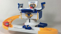 SUPER WINGS Control Tower Playset Jett Jerome Jimbo - Unboxing Keith's Toy Box
