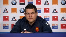 Guirado «J'ai eu des mots forts» - Rugby - Tests - Bleus
