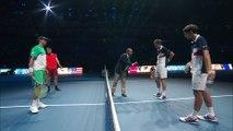 ATP - Nitto ATP Finals 2018 - Nicolas Mahut et Pierre-Hugues Herbert en demi-finale du Masters à Londres