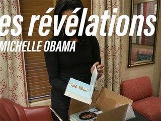 Trois révélations du livre de Michelle Obama