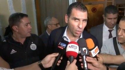 Zetchi : «Les joueurs sont prêts pour affronter le Togo»