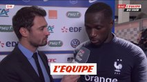 Sissoko «On a fait un non-match» - Foot - L. nations