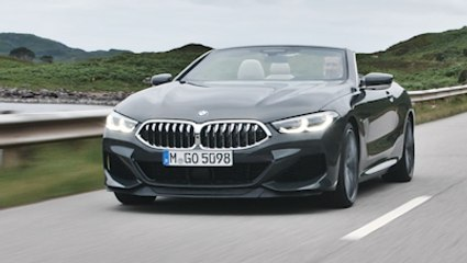 BMW's New 8-Series Coupe is Gaining a Convertible Variant
