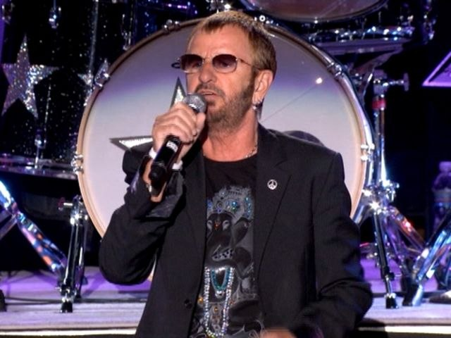 Ringo Starr & His All Starr Band - What Goes On