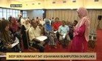 AWANI - Melaka: BEEP beri manfaat 347 usahawan Bumiputera di Melaka