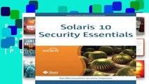 F.R.E.E [D.O.W.N.L.O.A.D] Solaris 10 Security Essentials (Solaris System Administration) [P.D.F]