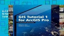 D O W N L O A D Discovering GIS and ArcGIS F U L L E-B O O K - video