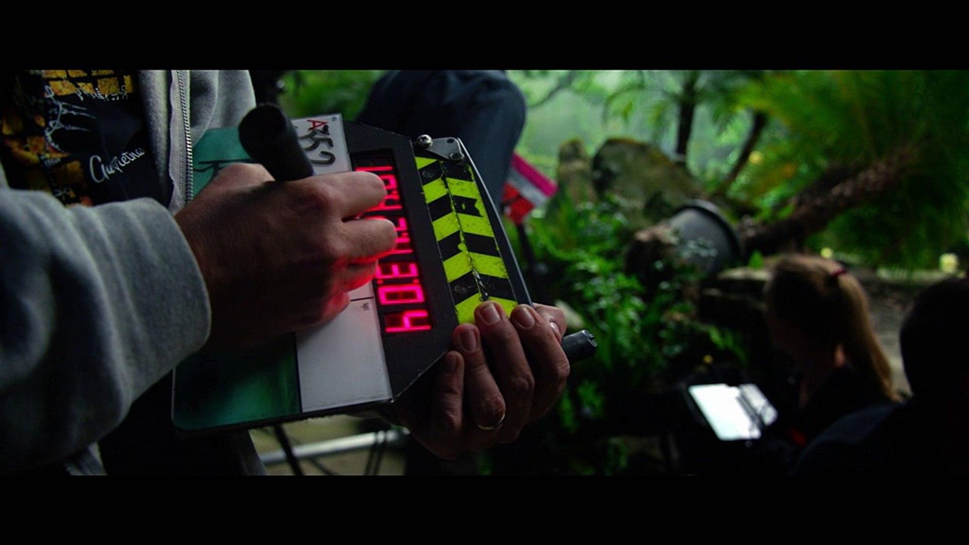 Aquaman - Featurette - Behind The Scenes