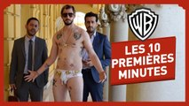 Budapest - Regardez les 10 premières minutes du film  (Comédie 2018) Manu Payet, Jonathan Cohen
