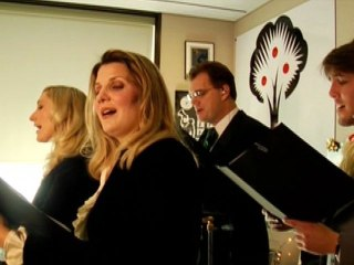 The Cherrytree Singers - Be Mine!