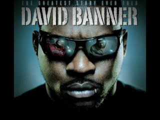 David Banner - David Banner For President: Secretary Of Homeland Security