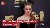 Katherine Langford Joins Cast Of 'Knives Out'