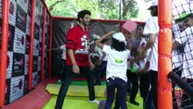 Kartik Aaryan Celebrates Children's Day With Kids Of Smile Foundation