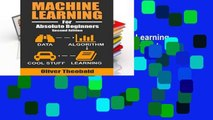 Ebook Machine Learning for Absolute Beginners: A Plain English