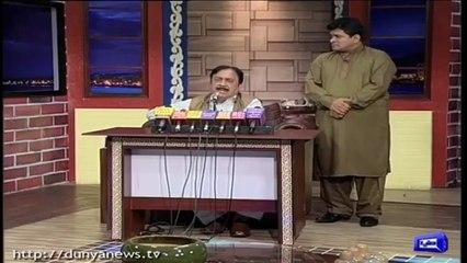 Azizi Hilarious performance as CM Punjab Usman Buzdar