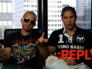 Chino & Nacho - ASK:REPLY