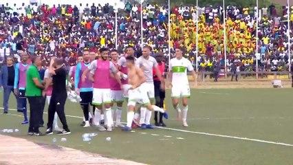 Résumé du match : Togo 1-4 Algérie