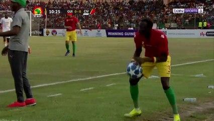 Guinea v Cote d'Ivoire