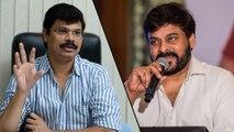 Chiranjeevi Gives Green Signal To Boyapati Srinu | Filmibeat Telugu