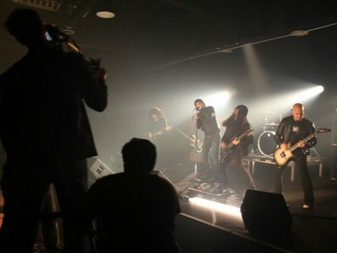 The Damned Things - Behind The Scenes Of We've Got A Situation Here