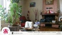 A vendre - Maison/villa - CAHORS (46000) - 6 pièces - 150m²