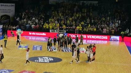 Chambéry arrache la victoire à la dernière seconde - CSH 24 23 Ivry - 14/11/2018