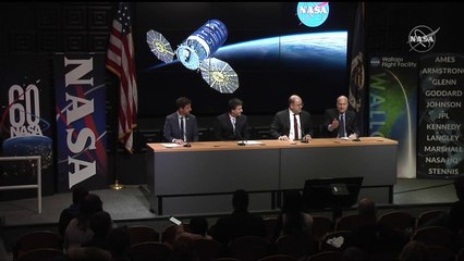 Post Launch Briefing for Antares Cygnus NG-10 Mission