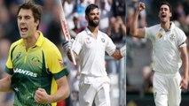 India vs Australia 2018-2019 : It's Not About Mitchell Starc vs Virat Kohli   Oneindai Telugu