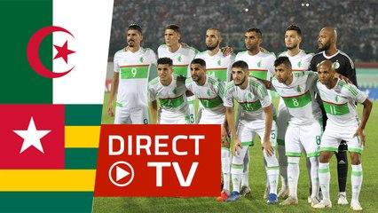 Togo-Algérie : Balade des Verts