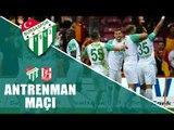 Antrenman Maçı: Bursaspor - Balıkesirspor Baltok 1. Yarı