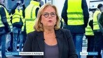 """Bouches-du-Rhône : les """"gilets jaunes"""" installent des barrages filtrants à Aubagne"""