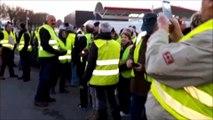 FRANCHE COMTE Gilets jaunes Les consignes données au début des rassemblements dans le Doubs