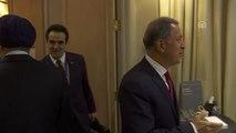 Milli Savunma Bakanı Akar, Kanada Savunma Bakanı Sajjan ile Bir Araya Geldi