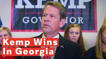 Stacey Abrams Accepts Brian Kemp Wins Georgia Governor's Race But Plans To Sue The State