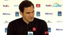 """ATP - Nitto ATP Finals 2018 - Roger Federer fait son bilan : """"Je peux encore faire mieux et mieux jouer"""""""