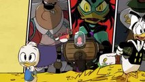 DuckTales S02E01 The Most Dangerous Game... Night!