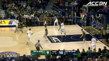 William & Mary vs. Notre Dame Basketball Highlights (2018-19)