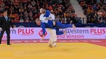 Dia 2 do Grande Prémio de Judo de Haia: nove medalhas de ouro, nove países diferentes
