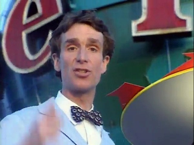 Bill Nye The Science Guy S03E14 Spinning Things