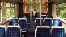 Northern Ireland Railways - DEMU 8456 Gosford Castle - Larne Town to Larne Harbour