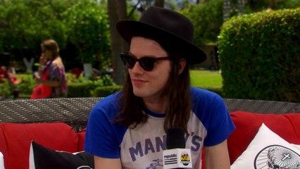 James Bay - Coachella Interview