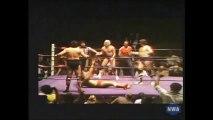 Tommy Rich/Dick Slater vs Tully Blanchard/Gino Hernandez (Houston December 11th, 1981)