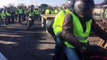 Gilets jaunes : les motards sont mobilisés à Avignon et dans tout le Vaucluse