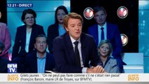 """Congrès des maires de France : d'après François Baroin l'absence du président """"sera regrettée"""""""